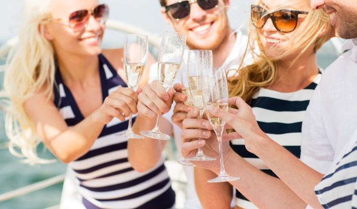 рынок игристых вин