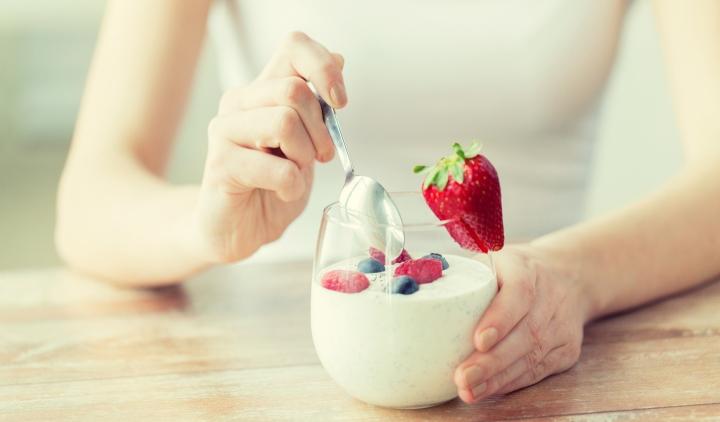 рынок йогуртов