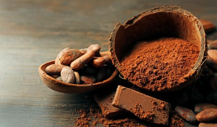 рынка какао порошка