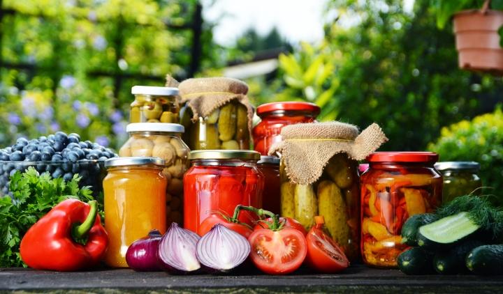 рынок консервированных овощей