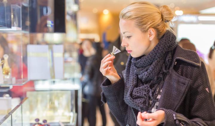 Рынок парфюмерии в России 2016