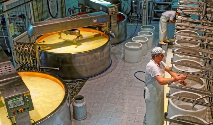 рынок плавленного сыра