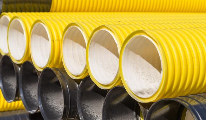 рынок полимерных труб