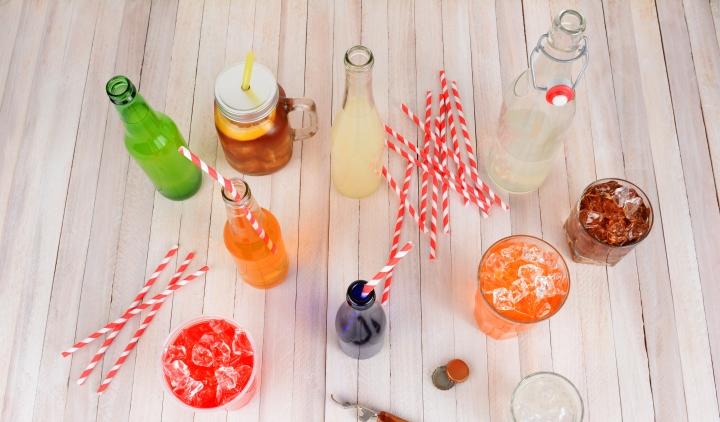 рынок прохладительных напитков