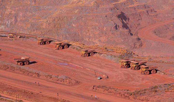 рынок железной руды, рынок руды