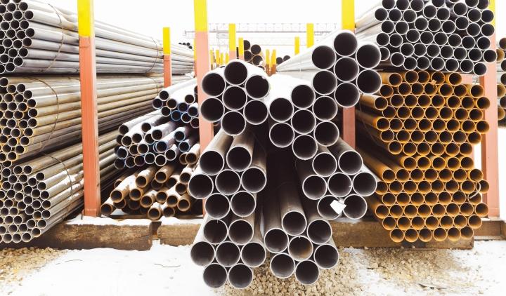 рынок стальных труб, рынок труб