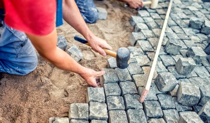 рынок тротуарной плитки