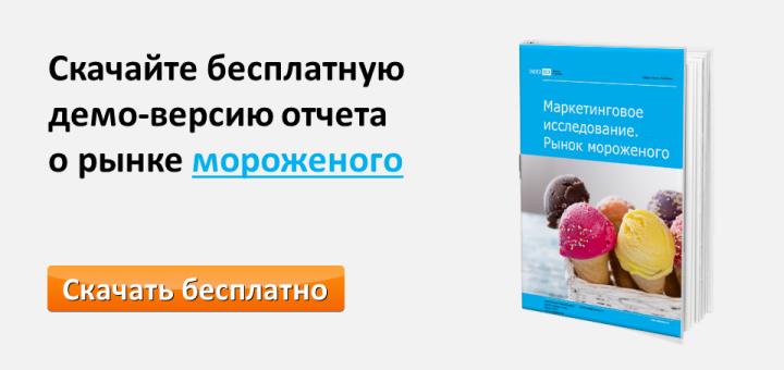 рынок мороженого