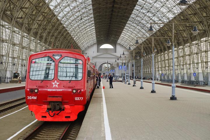 рынок железнодорожных перевозок