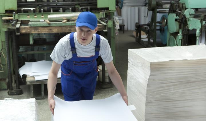 Рынок офсетной бумаги