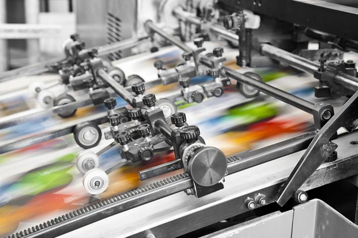 Как спрос на «глянцевые» журналы может обвалить рынок офсетной бумаги